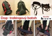 Рюкзак для занятий догтреккингом и скиджорингом